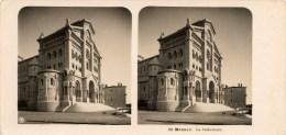 Monaco, La Cathedrale - Stereoscopic