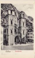 Domkirche , Cattaro [Kotor] . Montenegro , 00-10s - Montenegro