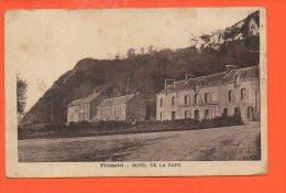 35 Pléchâtel : Hotel De La Gare (coupure) - Bécherel