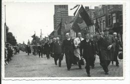(handschrift.nota: Optocht Te Merksem. De Vuurkruisers Op Kop. 1955). - Antwerpen