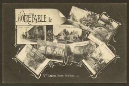 NOIRETABLE Rare Multivues (Lestra) Loire (42) - Noiretable