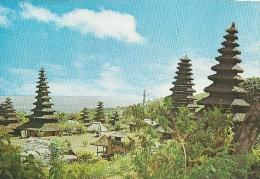 Indonesia  Besakih Temole Bali.   # 0823 - Indonesia