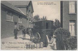 22038g ASILE - PETITES SOEURS Des PAUVRES - VOITURE - Scheut - 1911 - Anderlecht