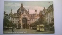 Anvers - Gare Centrale De L' Avenue De Keyzer - Belgio