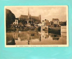 AMIENS Place Parmantier Pont - Amiens