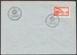 "Yugoslavia 1959, Cover W./special Postmark ""Highway Paracin Nis, Paracin"", Ref.bbzg - Covers & Documents"