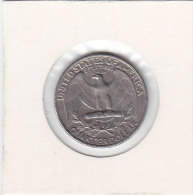 QUATER DOLLAR  1968 - Émissions Fédérales