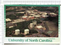 CHARLOTTE  -  University Of North Carolina - Charlotte