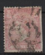 2 Cu. Rosa ; Edifil No.80; Michel Nr.73, Usado - Usados