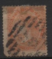 12 Cu. Amarillo ; Edifil No.89; Michel Nr.82a, Usado - Usados
