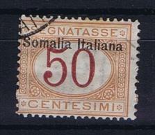 Italia Colonie - Somalia: Segnatasse Sa 17 Used - Somalie