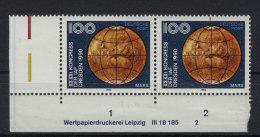 DDR Michel No. 3363 ** postfrisch DV Druckvermerk