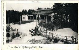 ELSENBORN - Uebungsplatz Den -  OFFIZIERS KASINO - - Eupen Und Malmedy