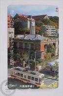 Japan Collectible Train Phone Card - City Tram - Trenes