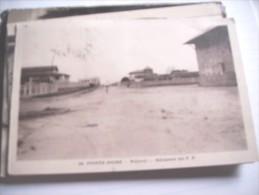 Congo Brazzaville Pointe Noire Ndjindji Batiments - Pointe-Noire
