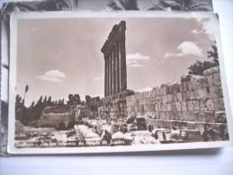 Libanon Baalbek Six Columns - Libanon
