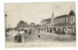 Malo Les Bains Cachet Parc Télégraphique D'Armée - Poststempel (Briefe)
