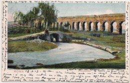 L270_953 - Rome - Roma - L'Acquedotto - Carte Précurseur - Roma