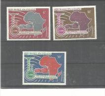 RWANDA    RUANDA    : Y Et T :   PA  1  2  3  XX - Poste Aérienne