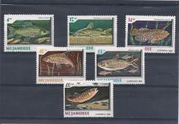 140012383  MOZAMBIQUE  YVERT   Nº  964/9  **/MNH - Mozambique