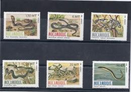 140012399  MOZAMBIQUE  YVERT   Nº  862/7  **/MNH - Mosambik