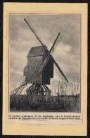 EXTRAIT DE JOURNAL DE 1930 * LE MOULIN DE ELLIGNIES Ste ANNE * DISPARU Et Très Rare!! - Beloeil