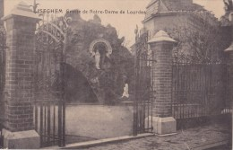 CPA Iseghem Grotte De Notre-Dame De Lourdes - Izegem