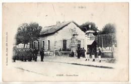 Cosne (-sur-Loire), Caserne Binot, 1909, Photo MM Caunier, éd. H. Pointaut, Militaires, Militaria - Cosne Cours Sur Loire