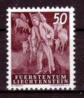 LIECHTENSTEIN  Xx  1951    Mi 296   -    Vedi  Foto ! - Liechtenstein