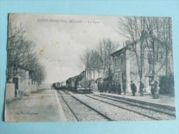 SAINT CHRISTOL - La Gare - Frankrijk
