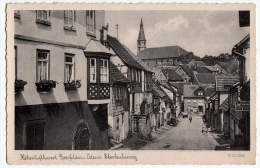 KOHENLUFTKURORT BEERFELDEN I. ODENV. - EBERBACHERNEG - Formato Piccolo - Schömberg