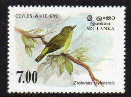 Sri Lanka 877 White-eye Bird MNH - Andere