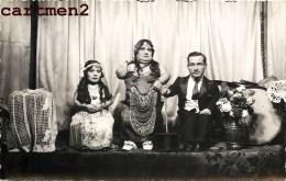 CARTE PHOTO : NAIN LILIPUTIEN PHENOMENE DE FOIRE FREAKS CIRQUE CIRCUS - Circo