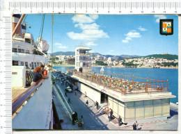 MALLORCA  -  PALMA   -  Estacion Maritima Y Porto  Pi  -  Saison Maritime Et  Porto Pi - Mallorca