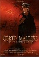 CORTO MALTESE     La COUR SECRETE DES ARCANES   Carte Postale N° C 1389   SONIS éditée En 2002 - Afiches En Tarjetas