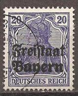 BAYERN - MI.NR. 142 O - Bavière