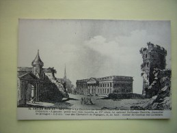 ANCIEN NANTES - 44  - La Chambre Des Comptes, Construite En 1763 ...- 14  -  Loire Atlantique - Nantes