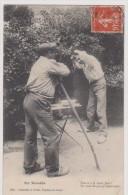 VAS TU A LA NOCE, JEAN ! - COLLECTION ROBIN - FONTENAY LE COMTE - 1909 - 2 SCANS - - Fontenay Le Comte