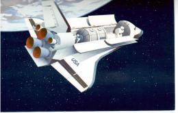 SVIZZERA, HELVETIA, SUISSE -1981 Space Shuttle / Spacelab - Cartolina Affrancata (AG34) - Storia Postale