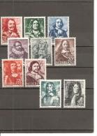 Holanda-Holland  Nº Yvert  402-11 (MH/*) - Periodo 1891 – 1948 (Wilhelmina)