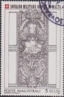 SMOM Sovereign Military Order Of Malta Mi 235 Piranesi - Santa Maria All'Aventino - Vault Of The Church On The Aventino - Malta (Orde Van)