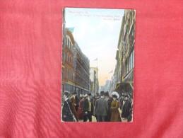 - Massachusetts > Boston  Washington Street  1908 Cancel  Ref 1320 - Boston
