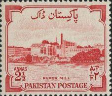 AB0533 Pakistan 1955 Karnaphuli Mills 1v MNH