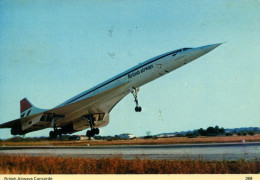 CONCORDE SUPERSONIC....CPM - Flugzeuge