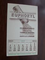 """EUPHORYL Infantile JUIN 1934 ( Lab. """"ANA"""" Paris - Details Zie Foto ) ! - Produits Pharmaceutiques"""