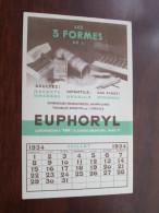 """EUPHORYL Infantile Juillet 1934 ( Lab. """"ANA"""" Paris - Details Zie Foto ) ! - Produits Pharmaceutiques"""