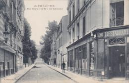 PARIS -AUTEUIL - XVIè. RUE RIBERA PRISE SE LA RUE LAFONTAINE - Paris (16)