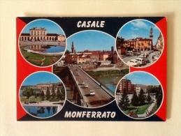 CASALE MONFERRATO NON VIAGGIATA Z - Alessandria
