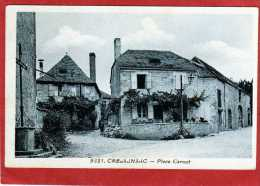 46 CRESSENSSAC PLACE CARNOT ANIMEE - France