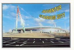 [DC1601] CARTOLINEA - JUVENTUS - STADIUM 2011 - Calcio